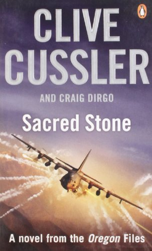 Sacred Stone: Oregon Files #2: A Novel from the Oregon Files By Clive Cussler