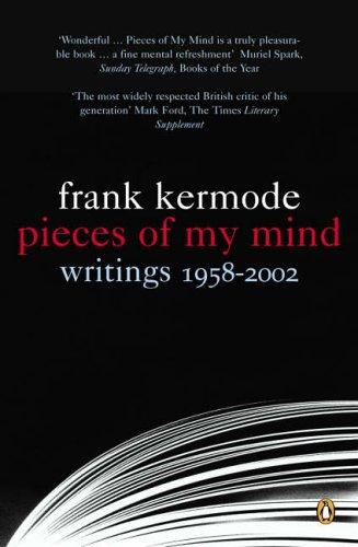 Pieces of My Mind par Frank Kermode