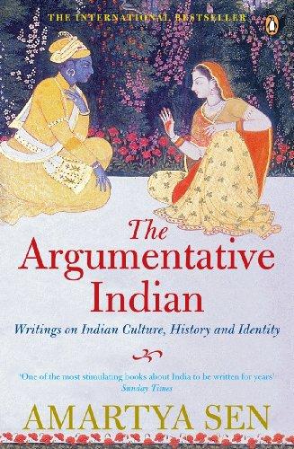 The Argumentative Indian By Amartya Sen, FBA