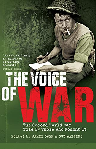 The Voice of War By Guy Walters