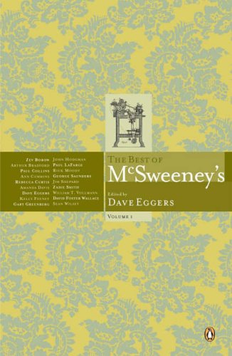 The Best of McSweeney's Volume 1 By McSweeney's