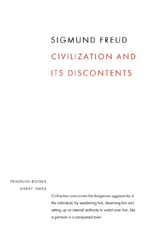 Penguin Great Ideas : Civilisation and Its Discontents By Sigmund Freud