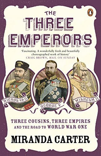 The Three Emperors von Miranda Carter