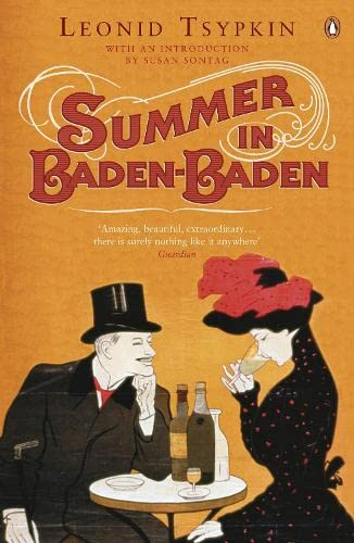 Summer in Baden-Baden By Leonid G. Tsypkin