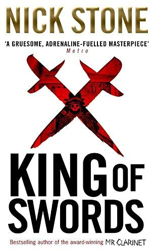 King of Swords (A Max Mingus Thriller) By Nick Stone
