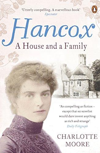 Hancox By Charlotte Moore