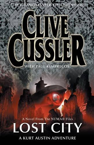 Lost City (EE) By Clive Cussler