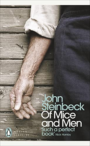 Of Mice and Men (Penguin Red Classics) By John Steinbeck