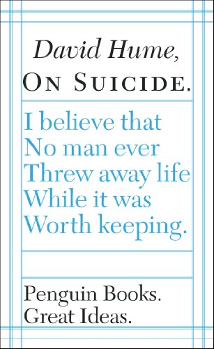 On Suicide by David Hume