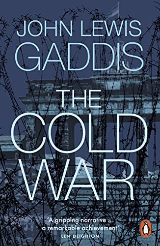 Cold War By John Lewis Gaddis