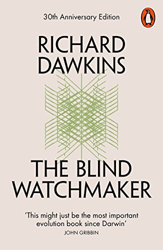 The Blind Watchmaker[Cover image may differ] By Richard Dawkins
