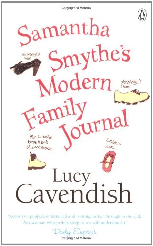 Samantha Smythe's Modern Family Journal By Lucy Cavendish