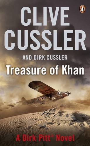 Treasure of Khan: Dirk Pitt #19 (The Dirk Pitt Adventures) By Clive Cussler