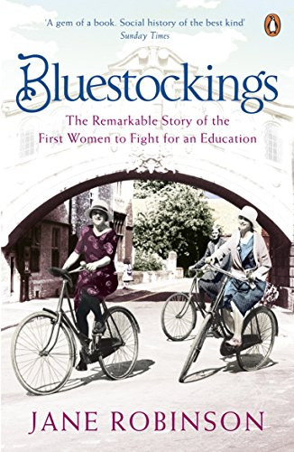 Bluestockings By Jane Robinson