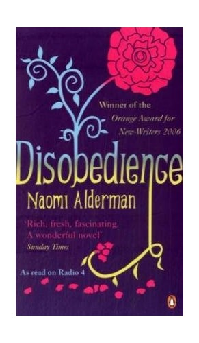 Disobedience By Naomi Alderman