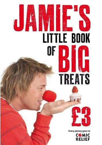 Jamie's Little Book of Big Treats by Jamie Oliver