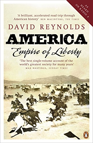 America, Empire of Liberty By DR David Reynolds