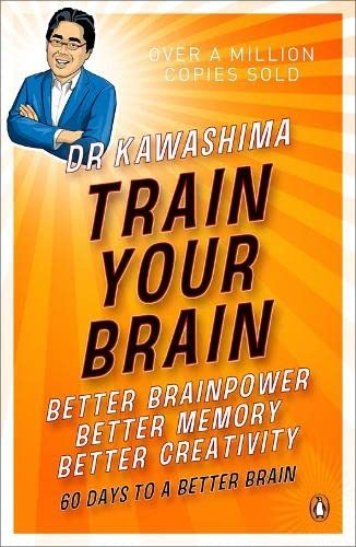 Train Your Brain By Ryuta Kawashima