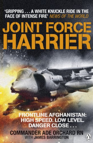 Joint Force Harrier by Adrian Orchard