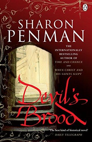 Devil's Brood (Eleanor of Aquitaine Trilogy 3) By Sharon Penman