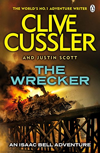 The Wrecker By Clive Cussler