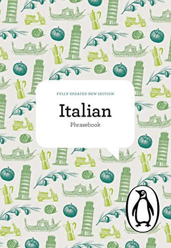 The Penguin Italian Phrasebook By Editor-in-chief Jill Norman