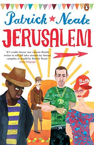 Jerusalem By Patrick Neate
