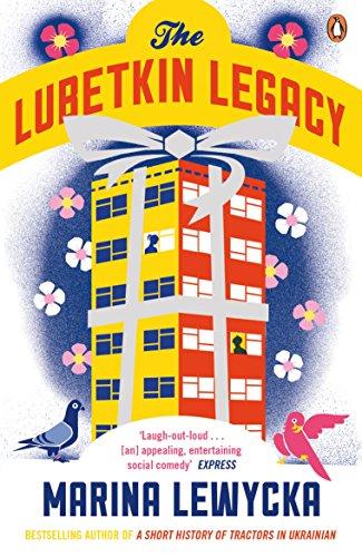The Lubetkin Legacy By Marina Lewycka