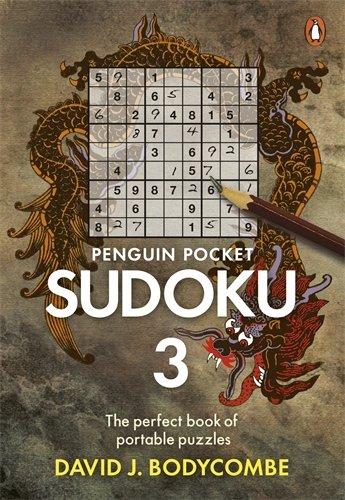 Pocket Penguin Sudoku 3 By David J. Bodycombe