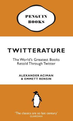 Twitterature By Alexander Aciman