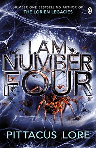 I Am Number Four: (Lorien Legacies Book 1) (The Lorien Legacies) By Pittacus Lore