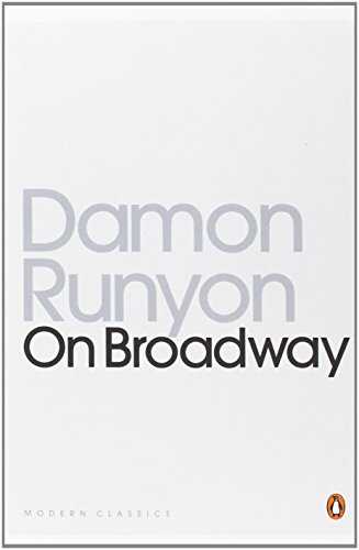 On Broadway By Damon Runyon