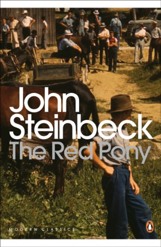 The-Red-Pony-Penguin-Modern-Classics-by-Steinbeck-John-Paperback-Book-The