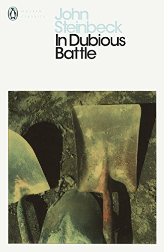 In Dubious Battle By Mr John Steinbeck