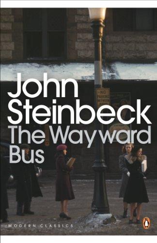The Wayward Bus By Mr John Steinbeck