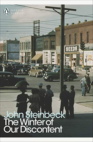 The Winter of Our Discontent By Mr John Steinbeck