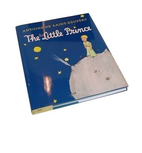 The Little Prince: and a Letter to a Hostage (OM) By Antoine De Saint-Exupery