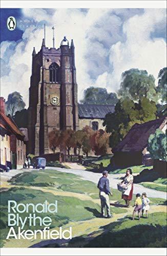 Akenfield By Ronald Blythe
