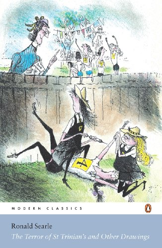 The Terror of St Trinian's and Other Drawings By Ronald Searle