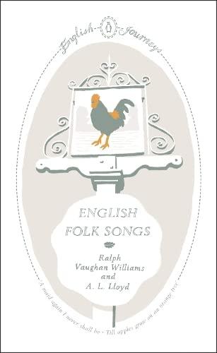 English Folk Songs By Ralph Vaughan Williams