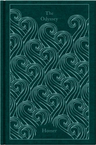 The Odyssey (Penguin Clothbound Classics) By Homer