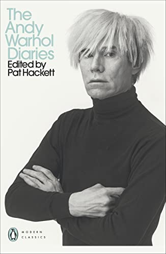 The Andy Warhol Diaries Edited by Pat Hackett by Andy Warhol