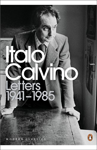 Letters 1941-1985 by Italo Calvino