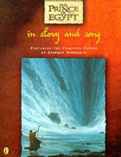The Prince of Egypt - Deluxe Film Storybook By Madeleine L'Engle