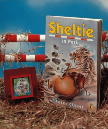 Sheltie in Peril by Peter Clover