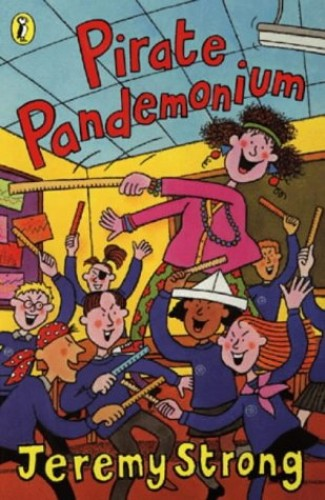 Pirate Pandemonium By Jeremy Strong