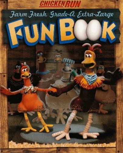 Cutting Loose (Chicken Run Fun Book) By DreamWorks
