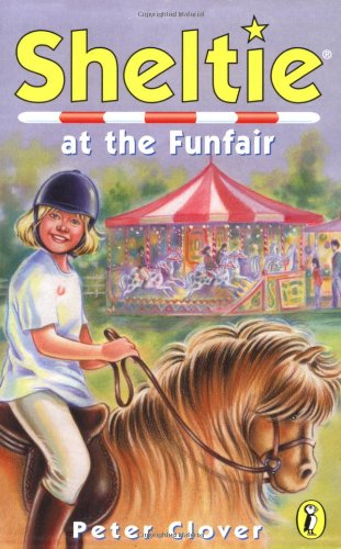 Sheltie 24: Sheltie at the Funfair by Peter Clover