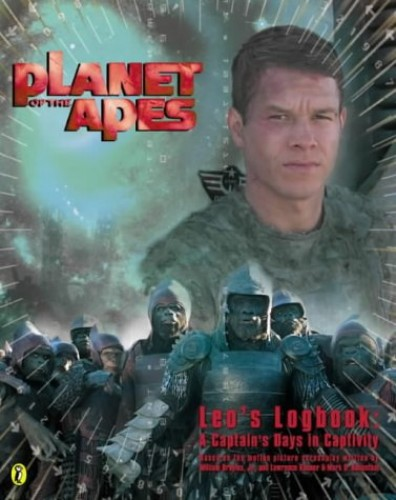 Planet of the Apes: Leo's Logbook by Benjamin Athens