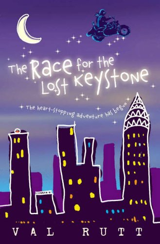 The Race for the Lost Keystone by Val Rutt